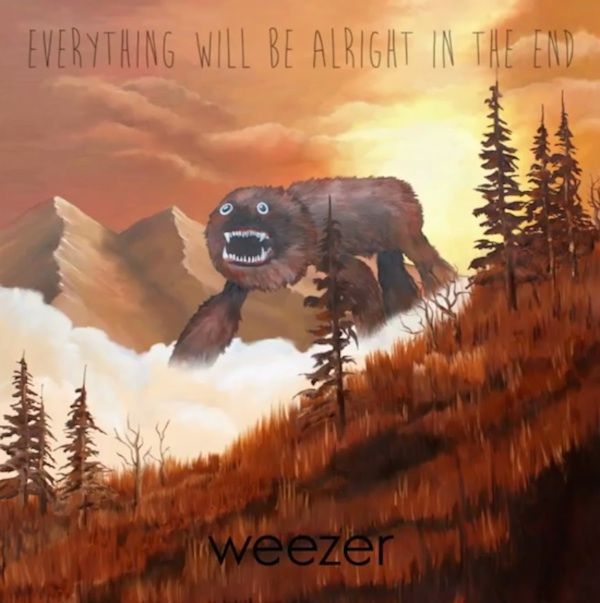 Weezer - Everything Will Be Alright