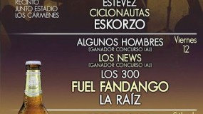Zaidin Rock Festival 2014 presenta cartel