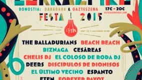 Horarios Lurrazpiko Fest 2015