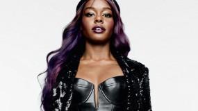 Azealia Banks en formato medusa de hielo para su nuevo videoclip