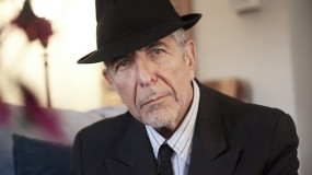 Leonard Cohen anuncia nuevo disco: 'You Want It Darker'