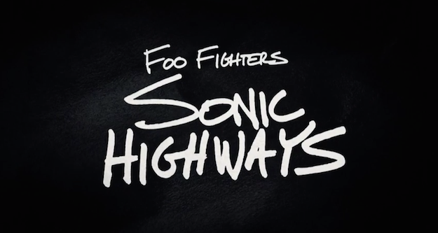 Sonic Highways - Documental