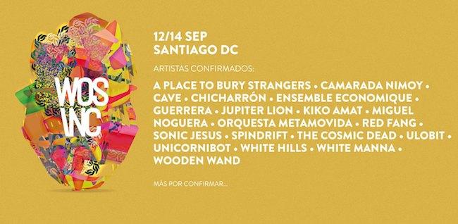 WOS INC Festival