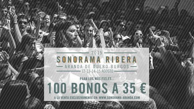 Sonorama 2015 - Previa