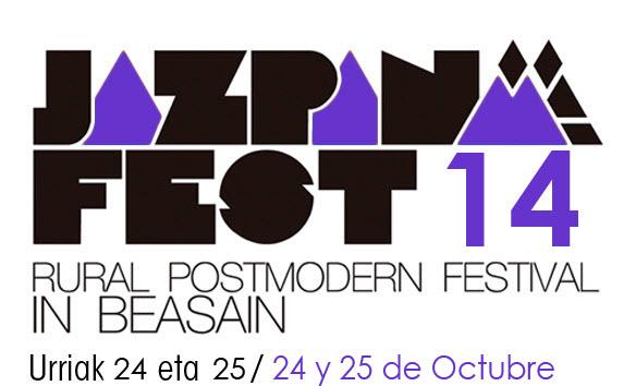 Jazpana Fest 2014
