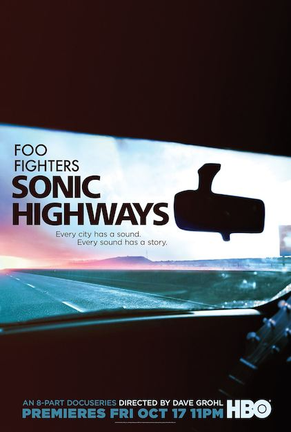 Documental Sonic Highways - Foo Fighters