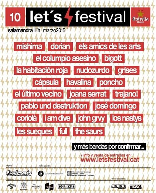 Cartel Let's Festival 2015