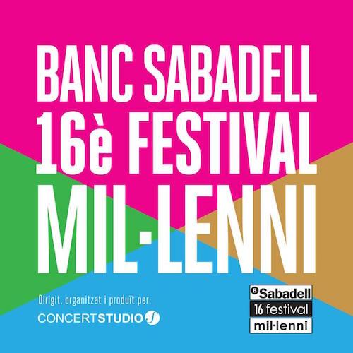 Festival Mil·lenni 2014/2015