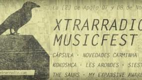 Xtrarradio MusicFest 2014 anuncia cartel