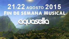 Horarios Aquasella 2015