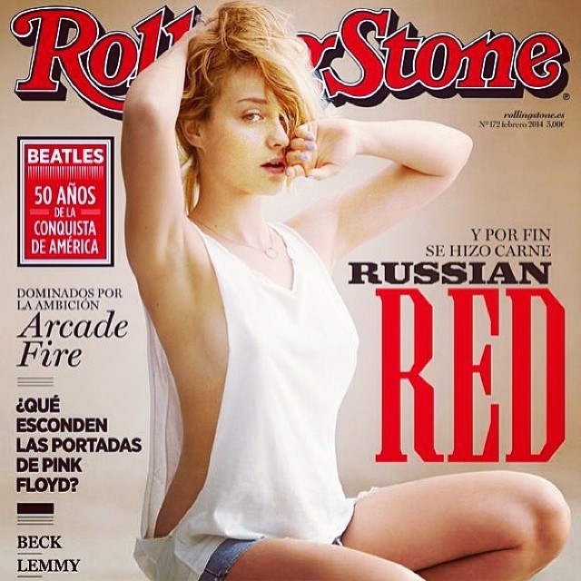 Russian Red - Despues 10