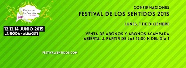 Festival de los Sentidos 2015