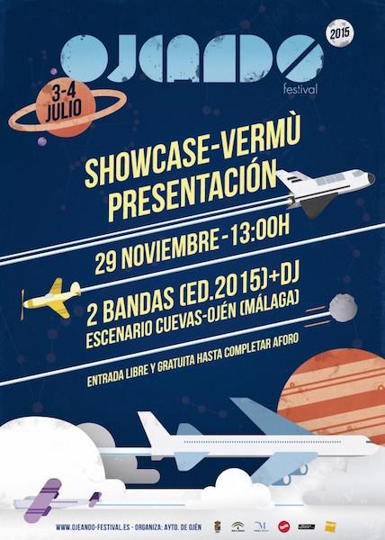 Presentación Ojeando Festival 2015