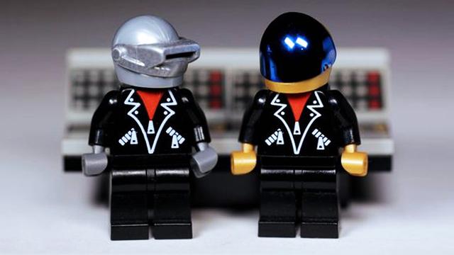Daft Punk - LEGO