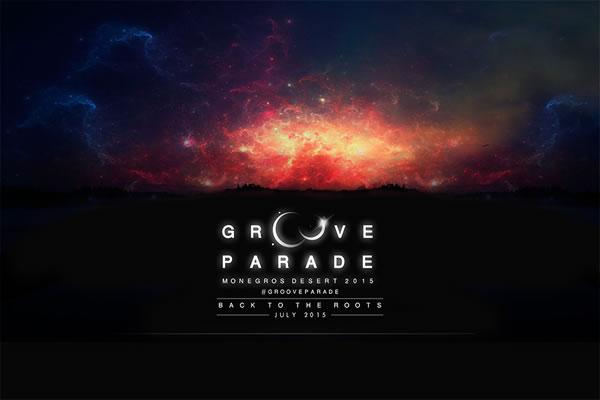 Groove Parade – Monegros Desert Festival 2015