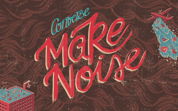 Make Noise Barcelona 2015