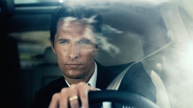 Matthew McConaughey - Lincoln Motor