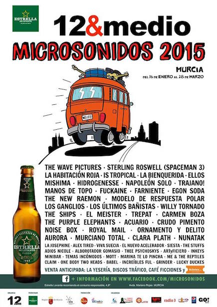Microsonidos 2015