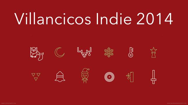 Villancicos Indie 2014