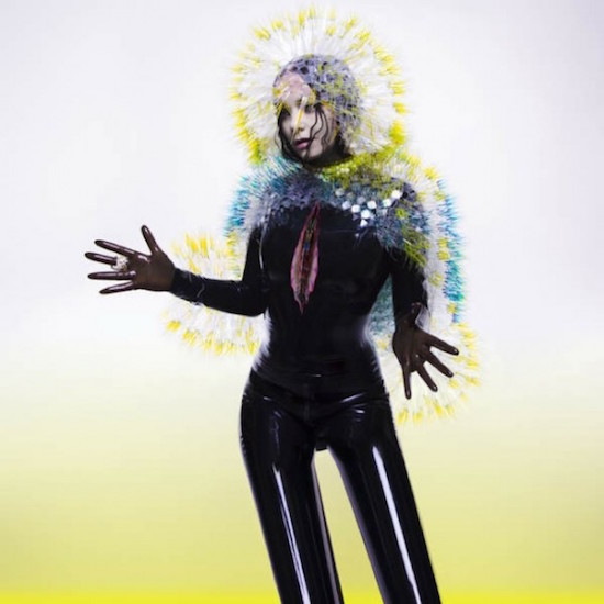 Björk - Vulnicura - Portada