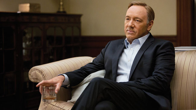 Kevin Spacey (2014)