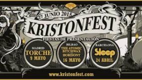 El Kristonfest 2015 anuncia fiestas presentación con Sleep, Torche y más