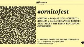 Horarios Ornitofest 2015