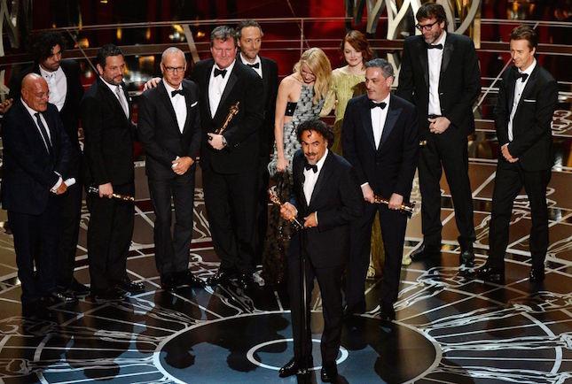 Oscar 2015 - Inárritu - Birdman