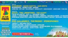 El festival escocés T In The Park 2015 desvela su cartel