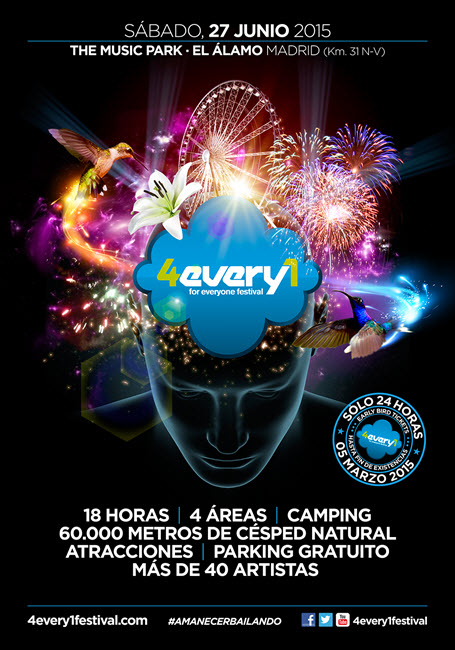 4EVERY1 FESTIVAL 2015