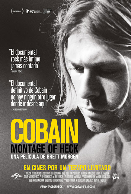 Cobain Montage of Heck -  Documental