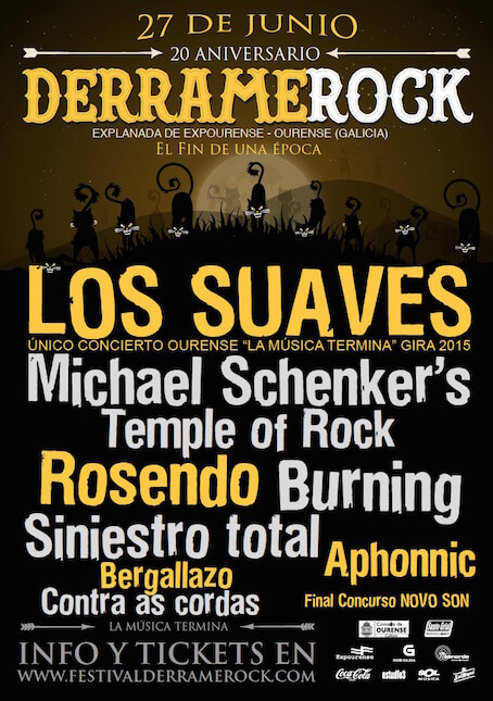 Derrame Rock 2015