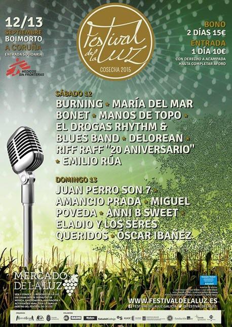 Festival De La Luz 2015