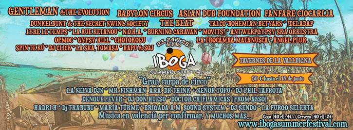 Festival Iboga Summer 2015