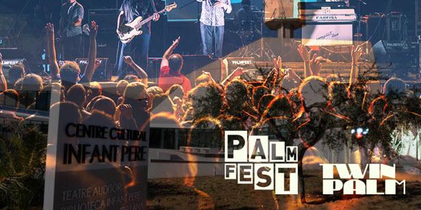 PALMFEST 2015 y TWINPALM 2015