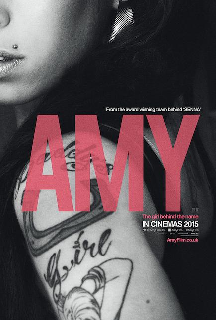 Amy - Documental sobre Amy Winehouse