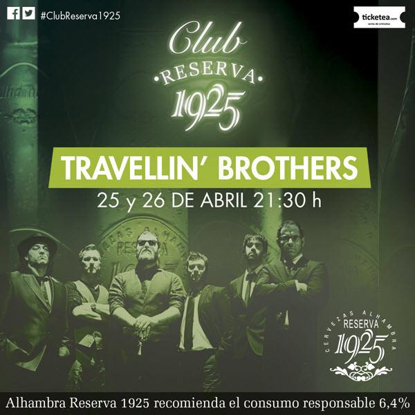 Club Reserva 1925 regresa a Madrid con la mejor música