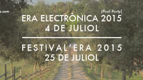 Horarios del Festival'Era 2015