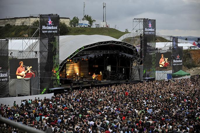 Heineken Live Access, siempre con la mejor música en directo