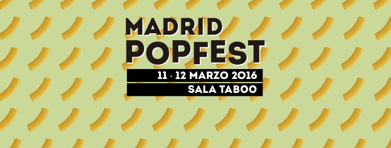 Madrid Popfest 2016