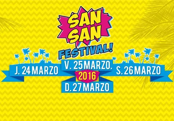 Sansan Festival 2016 - Avance de fechas y abonos