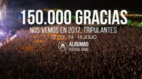 Entradas del Alrumbo Festival 2017 ya a la venta