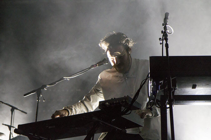 Chet Faker (Foto: Xarlene)