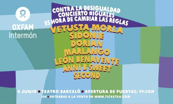 Concierto #Iguales