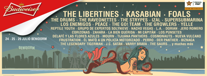 Cartel Low Festival 2015