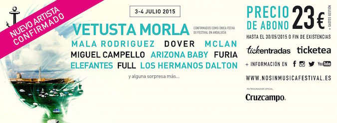 No Sin Música Festival 2015