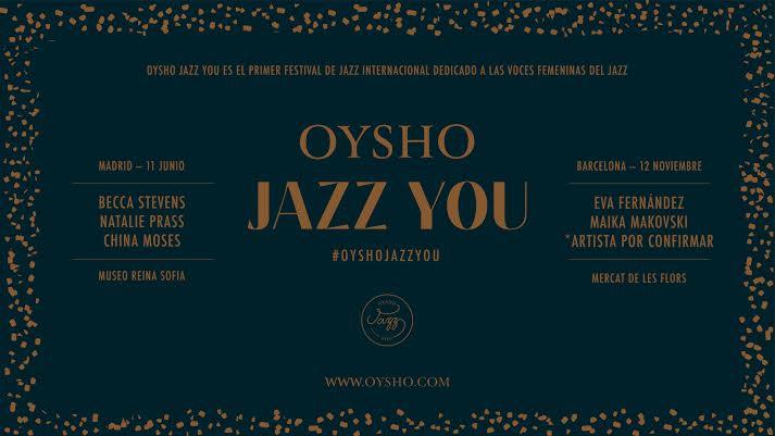 Oysho Jazz You