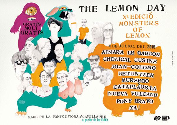 The Lemon Day 2015