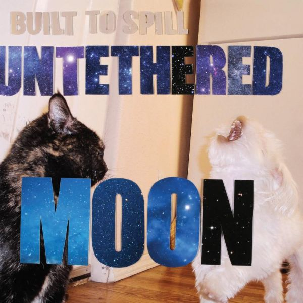 Portada Untethered Moon - Built To Spill