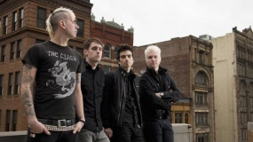Conciertos de Anti-Flag en Madrid, Alicante, Badalona y Mundaka Fest